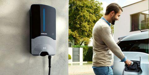 Webasto выходит на североамериканский рынок зарядки электромобилей и представит решения для зарядки на выставке CES 2018