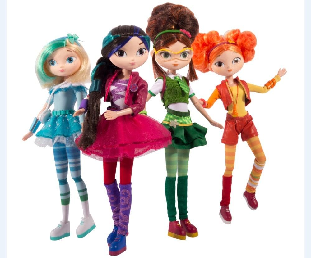 Куклы Сказочный патруль - выпуск (Casual) базовые