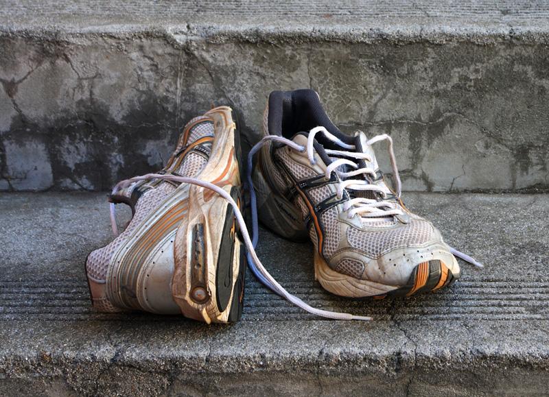Как ухаживать за кроссовками - 1