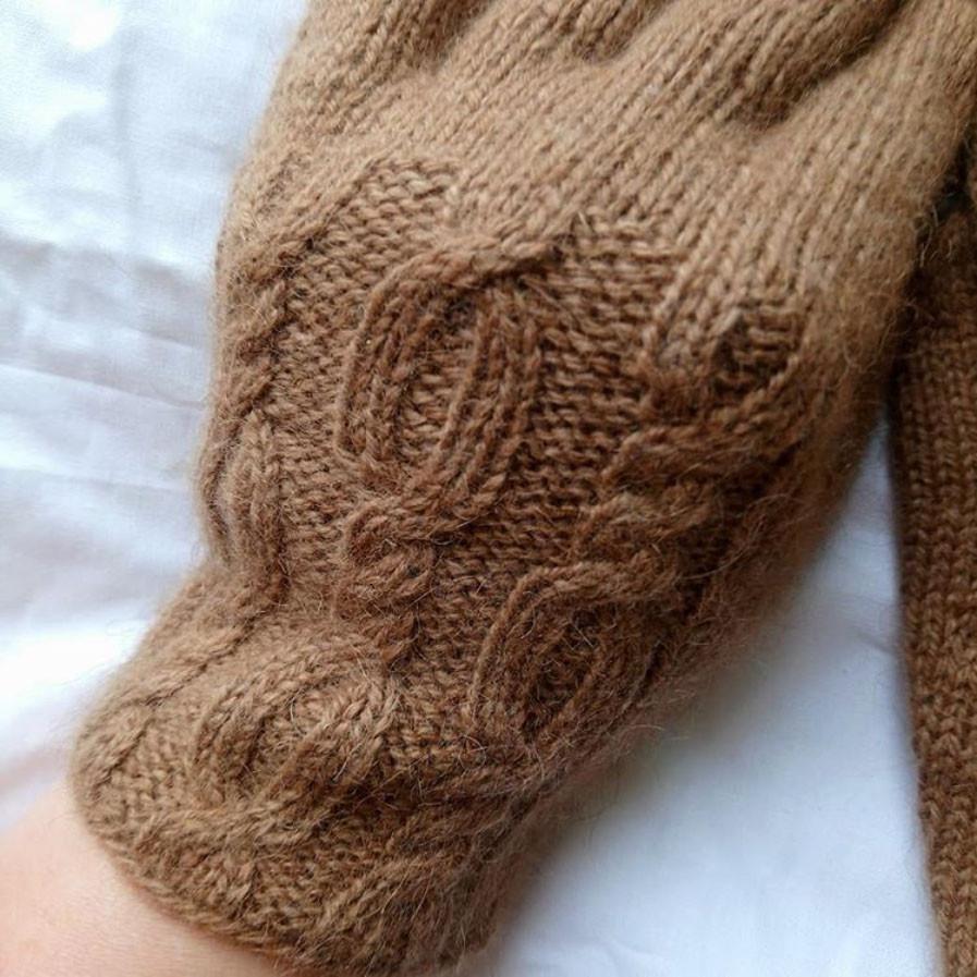перчатки сарлаг пряжа