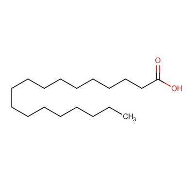 стеариновая кислота молекула формула