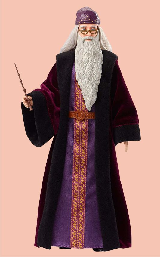 Кукла Альбус Дамблдор серия Гарри Поттер