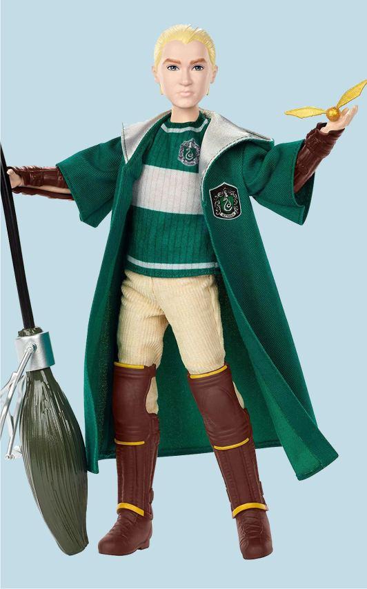 Кукла Драко Малфой - персонаж из Гарри Поттера