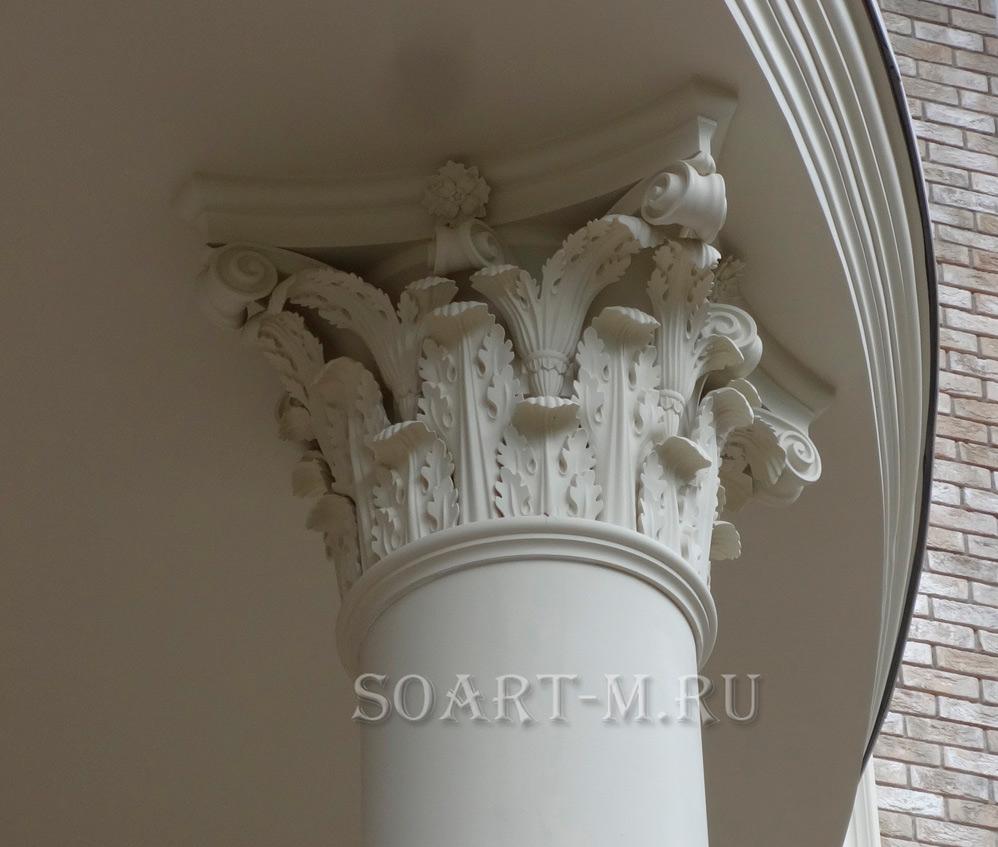 Фасадный декор.