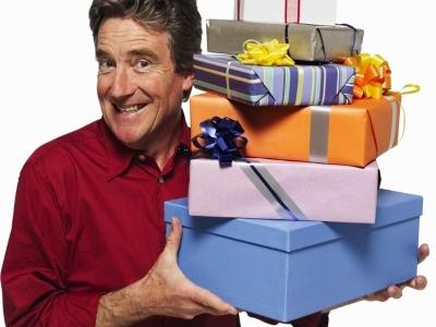 Подарки папе