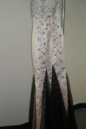 Подделка на платье Jovani 17438