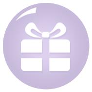 Мы дарим подарки! В зависимости от суммы покупки Вы получите 1 из 3-х подарков!