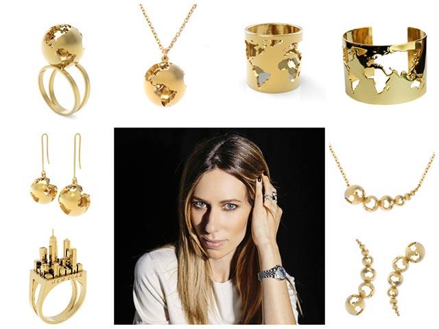 Кристина Рамелла и ее ювелирный бренд Artelier MX