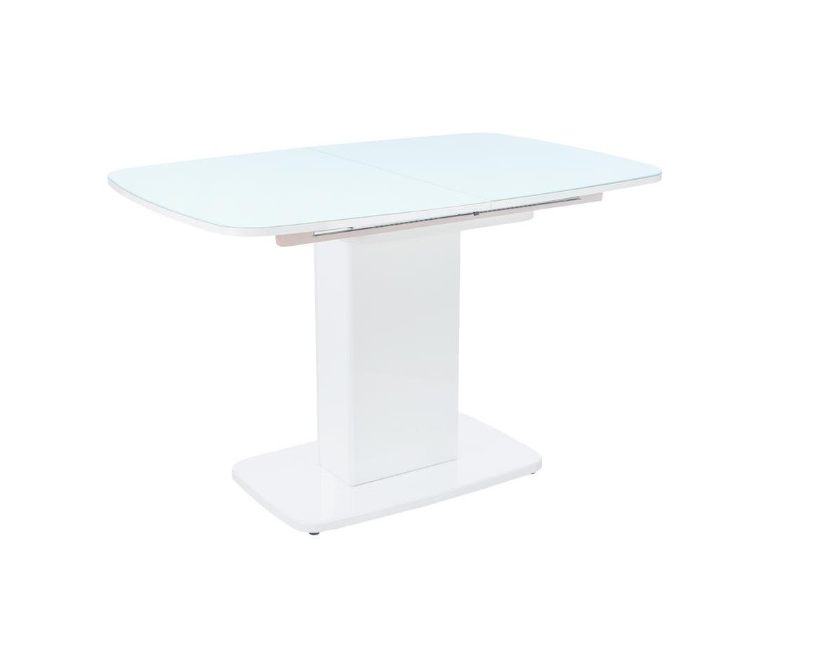 Купить стол Leset Денвер 1Р белого цвета