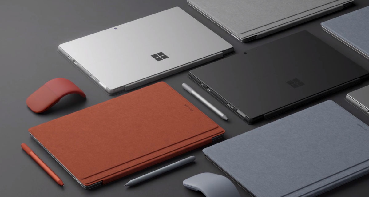 Планшет Microsoft Surface Pro 7 i5 16Gb 256Gb  фото