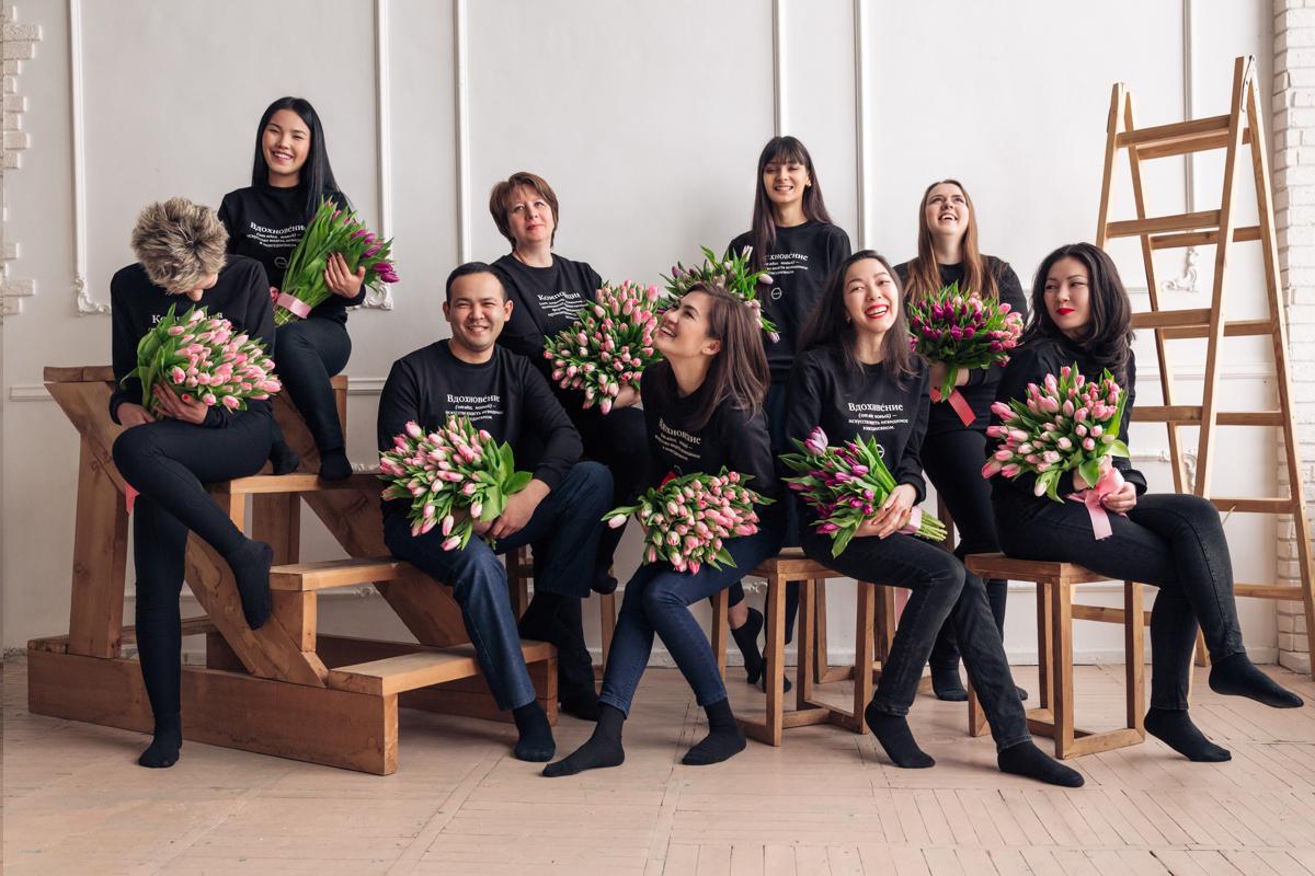 Команда La Flore