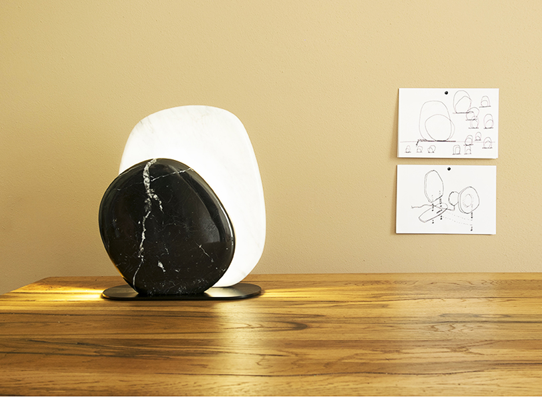 Светильник Antumbra от Monitillo Marmi