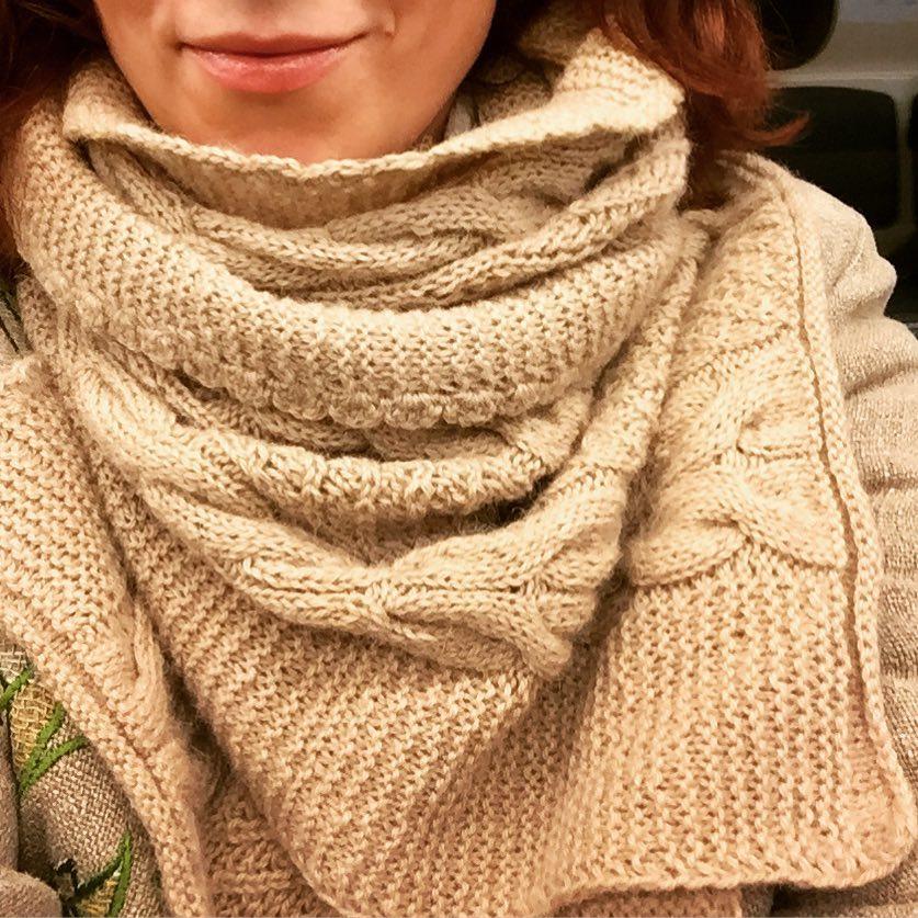 шарф из верблюжьего пуха sarlag