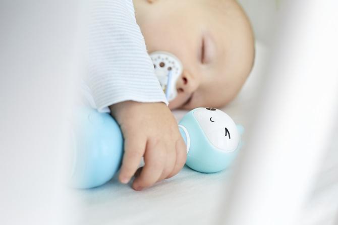Заяц Alilo R1 синий в интернет-магазине Мама Любит