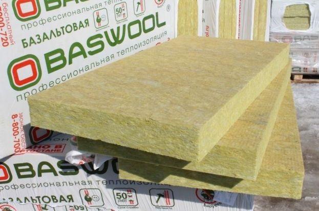 Продукция Baswool Фасад 140
