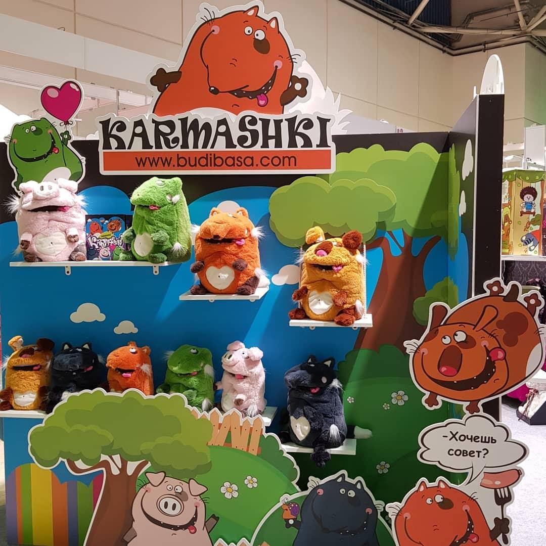 """Karmashki Budi Basa - мягкие игрушки Кармашки купить в интернет-магазине """"Мими-молл"""""""