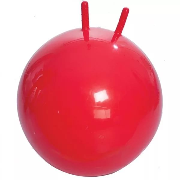 Мяч с рожками
