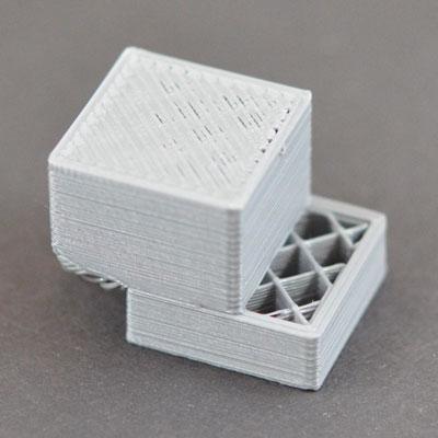 смещаются слои 3д принтера