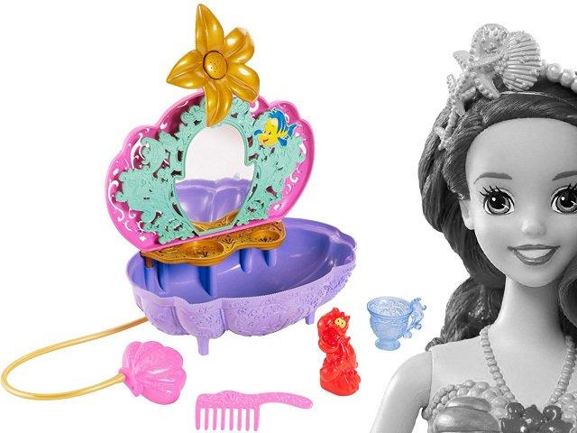 Ванная для Ариэль Принцесса Диснея, игровой набор