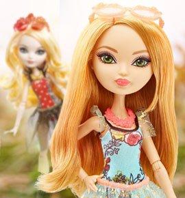 Куклы серии Зеркальный пляж от Ever After High