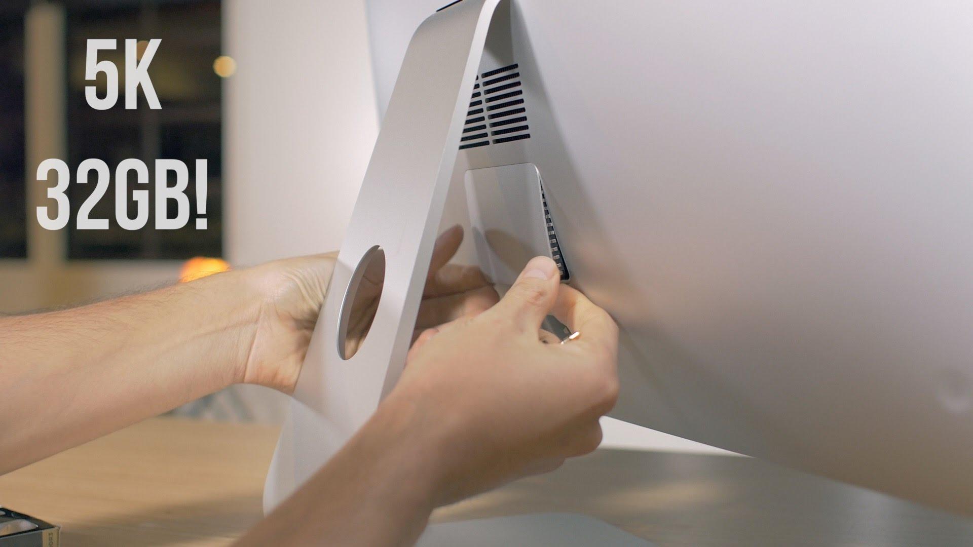 Купить iMac 27-inch 5K Mid 2017