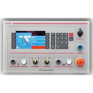 Панель управления форматно-раскроечного станка SCM si 400 class EP Easy