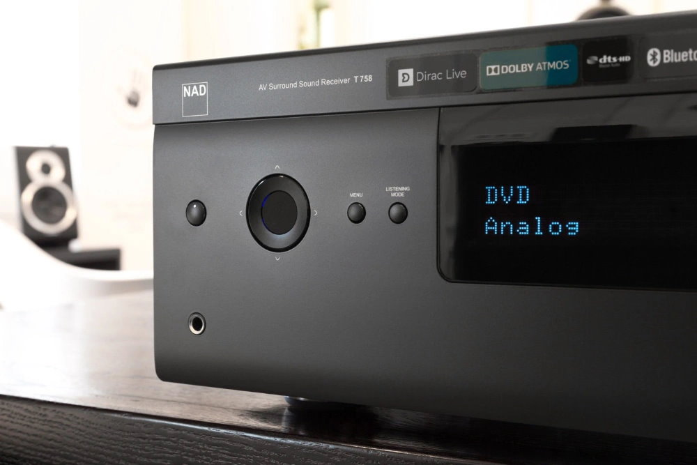 АВ ресивер NAD T 758 V3