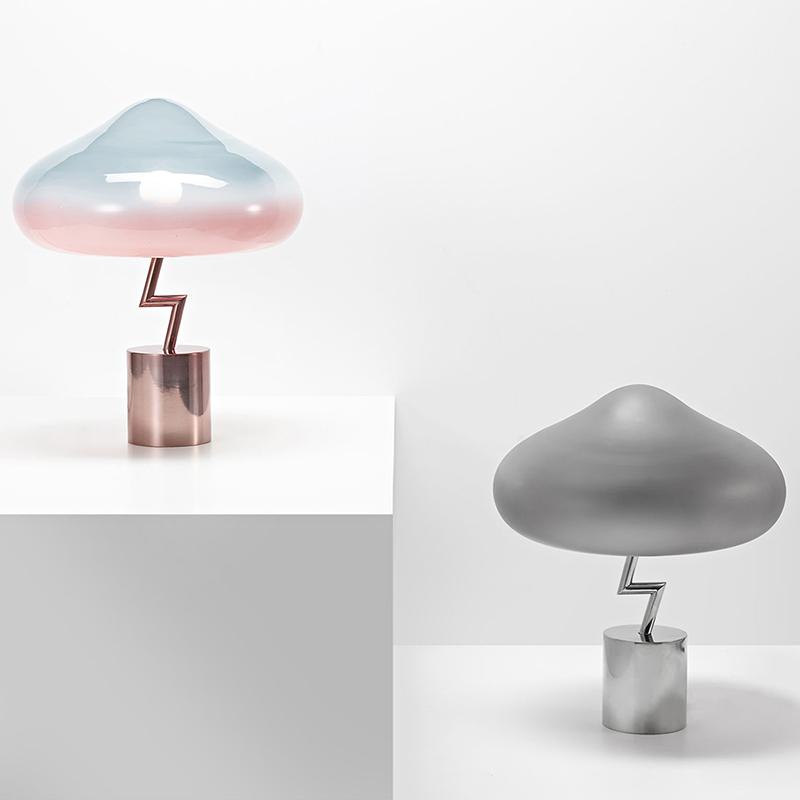 Светильник Lightning Lamp от Jiyoun Kim
