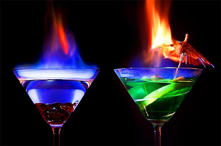 Задача бармена – создать напиток, который клиент посоветует своим друзьям