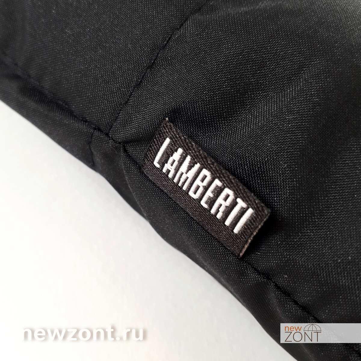 Бренд LAMBERTI логотип