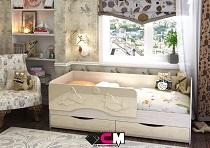 АЛИСА Кровать детская