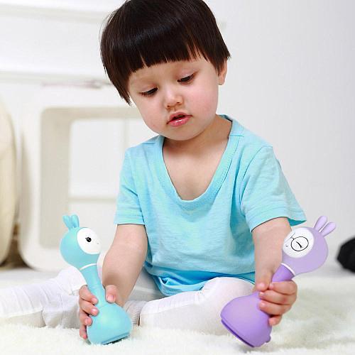 Smarty зайка Alilo R1 синий в интернет-магазине Мама Любит