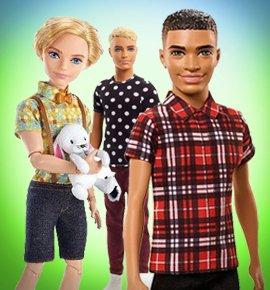 Куклы мальчишки из лучших коллекций
