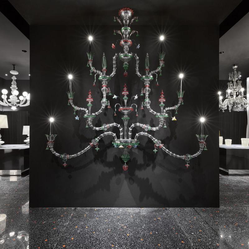 Шоурум Palazzo Barovier&Toso