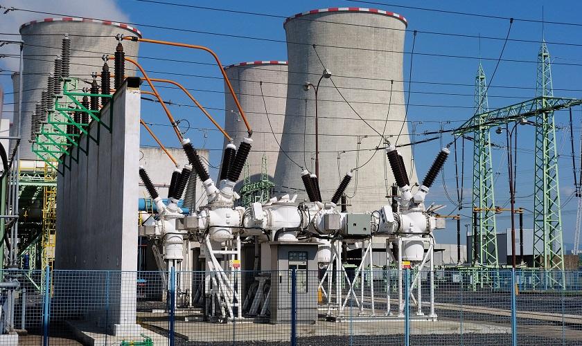 Полы для электростанций
