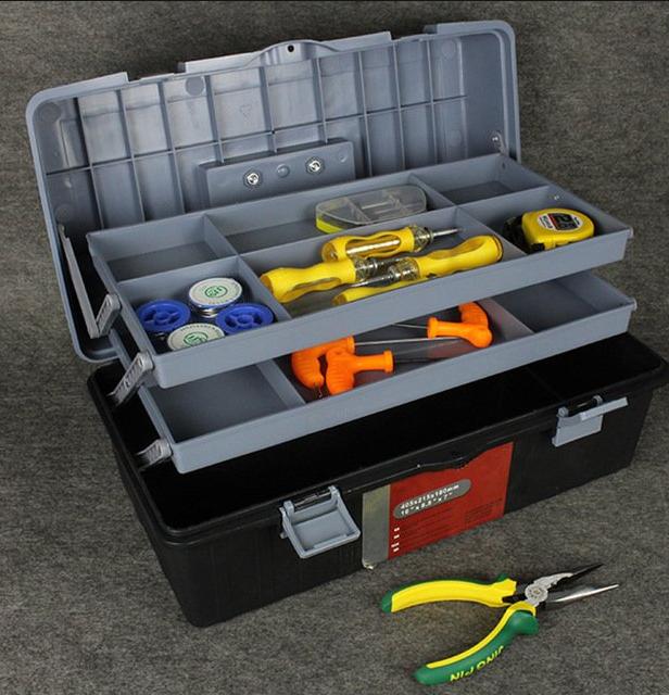 Большой чемодан для инструментов