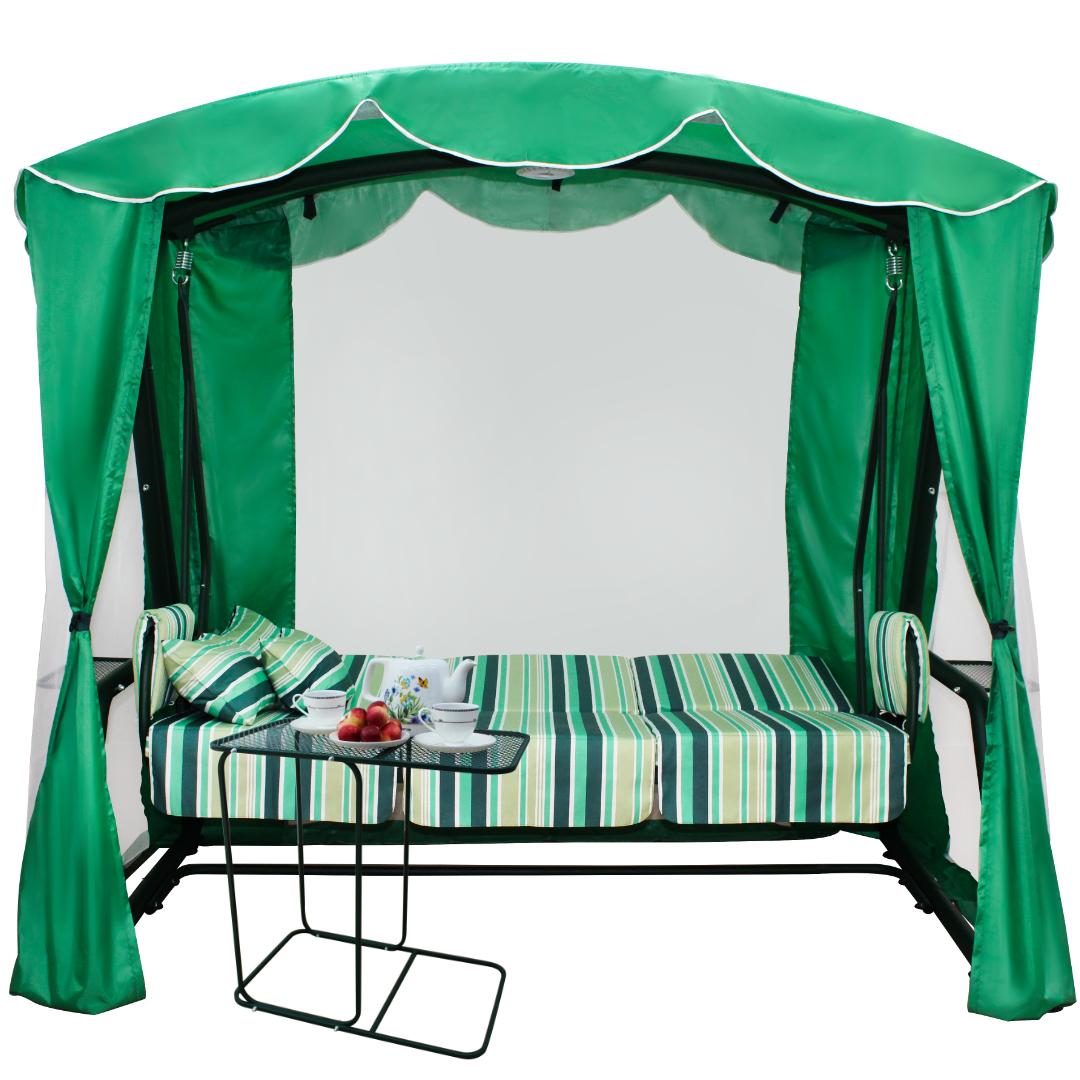 Оазис Пикник зеленый кровать