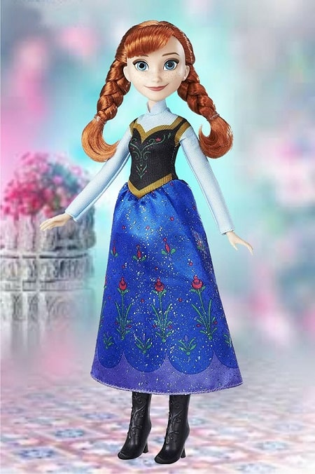 Кукла принцесса Анна из Холодное сердце