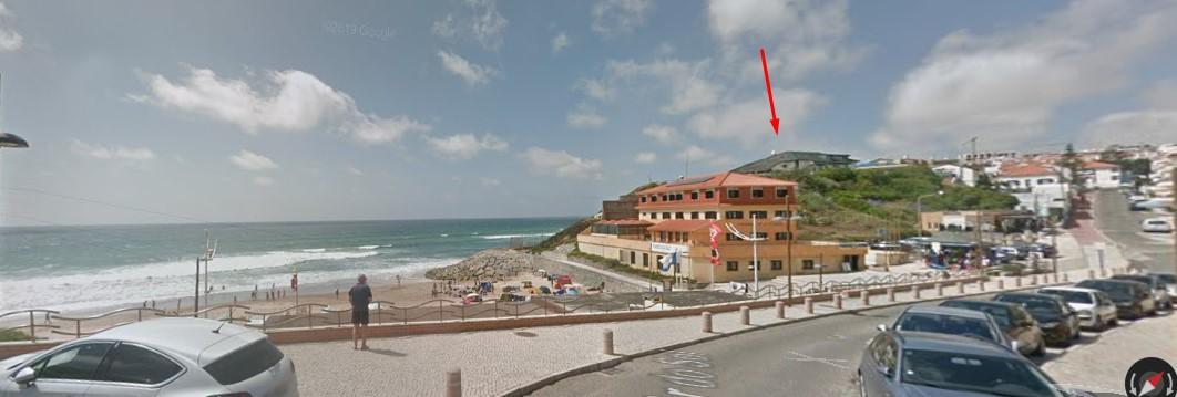 Вилла с видом на океан в Португалии