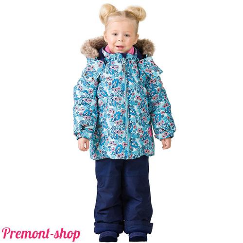 Комплект Premont для девочек Озерная клюква