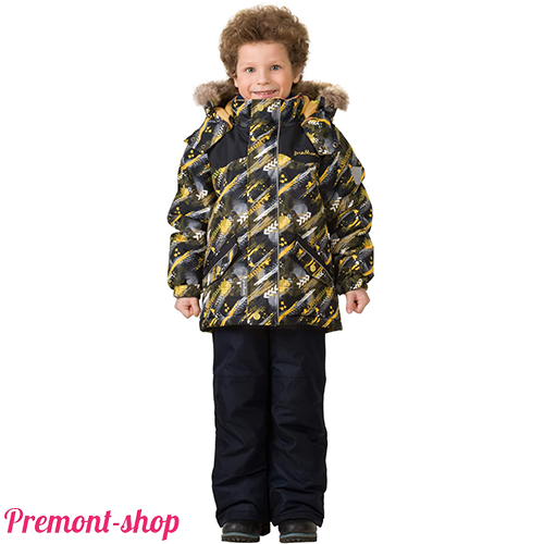 Комплект Premont для мальчиков Кросс Ралли