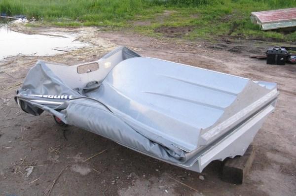 Складная лодка RIB