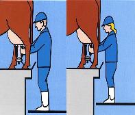 UNIFLOOR подъемный пол для дояра для доильной установки Параллель