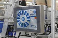 Сенсорной монитор управления для доильного зала Елочка