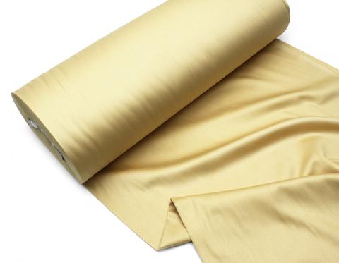 Ткань хлопок золотая