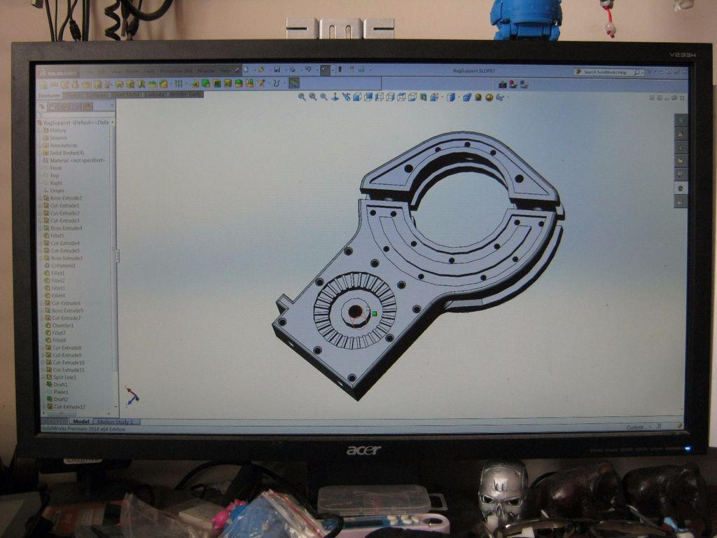 деталь прочность на 3д принтере