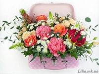"""Купить цветочную композицию в салоне """"Цветы от Лилии"""""""