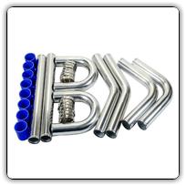 Применяются алюминиевые пайпинги в турбосистеме автомобиля