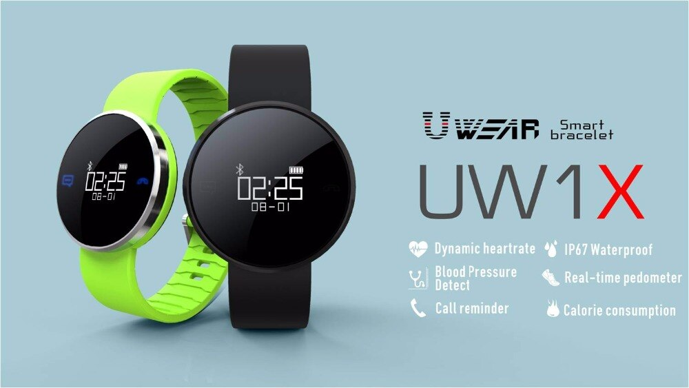 Фитнес браслет Sport Smart Watch Uwear UW1X