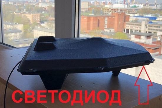 Как запитать активную антенну от телевизора по кабелю инжектором питания